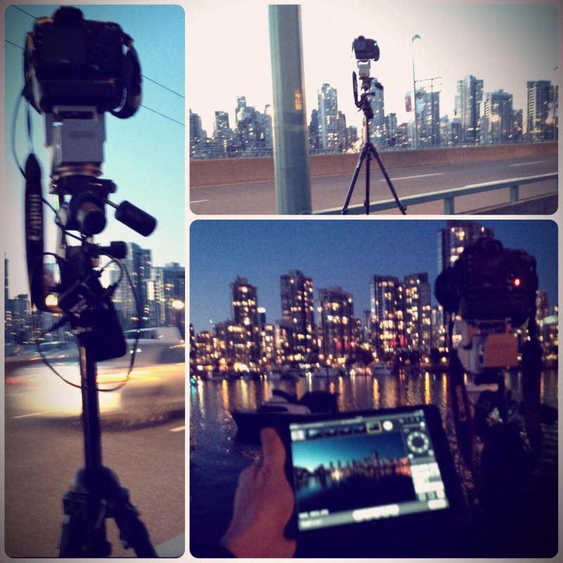 Cambie Bridge - Vancouver Photographer Brandon Elliot