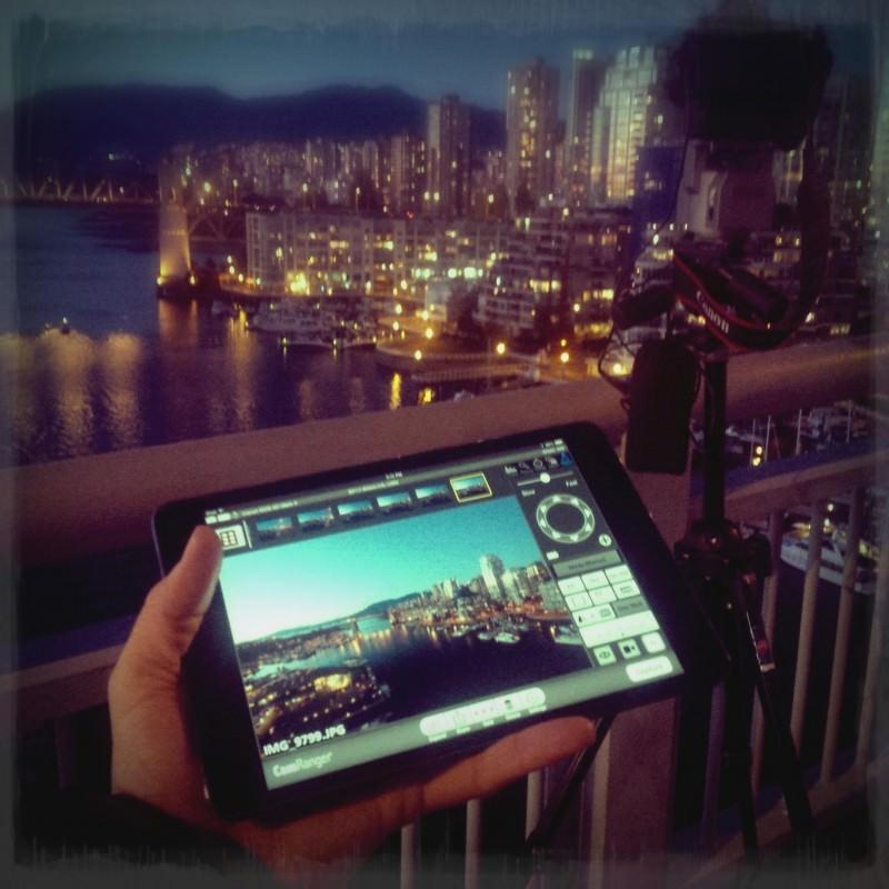 Granville Bridge - Vancouver Photographer Brandon Elliot
