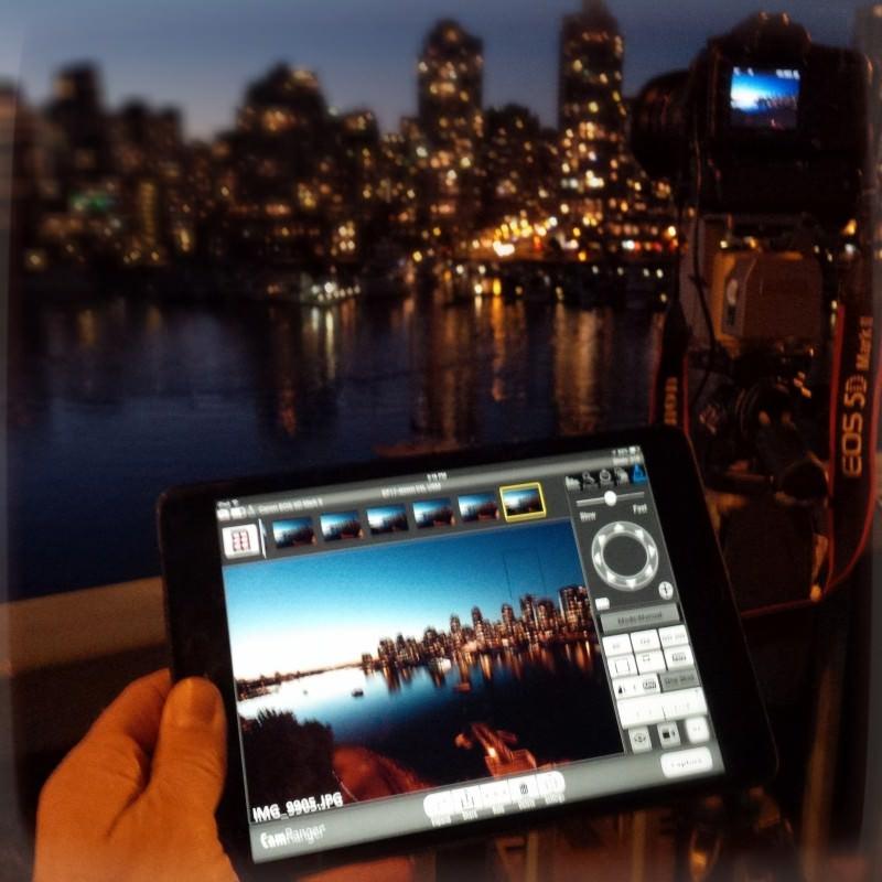 Cambie Bridge Night 1 - Vancouver Photographer Brandon Elliot
