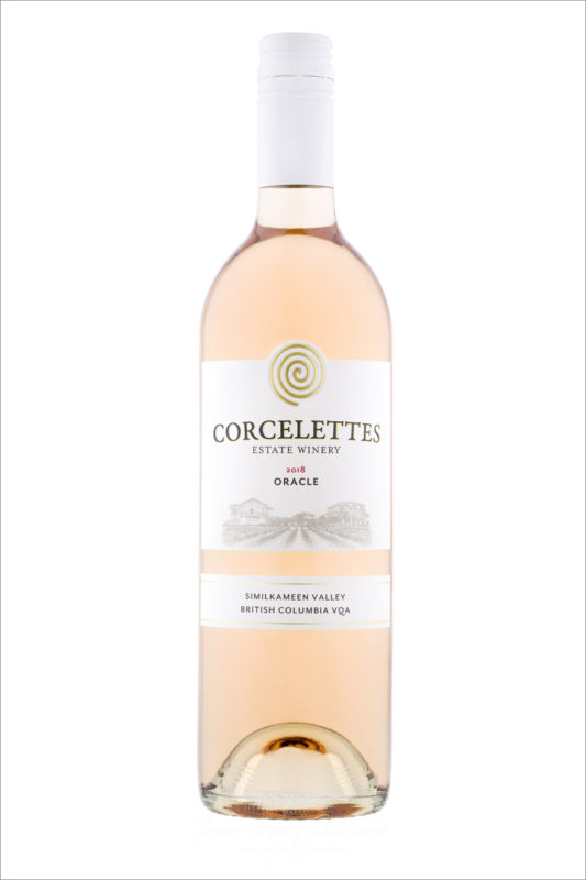 Corcelettes Winery 2018 Oracle