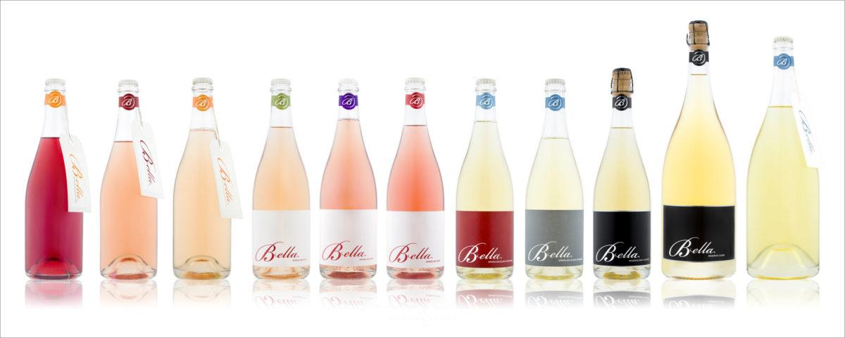 bella wines flight
