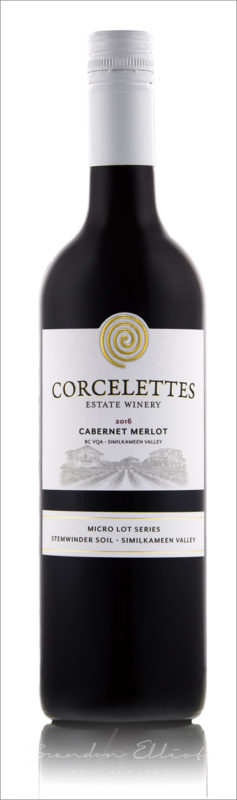 Corcelettes Winery 2016 Cab-Merlot