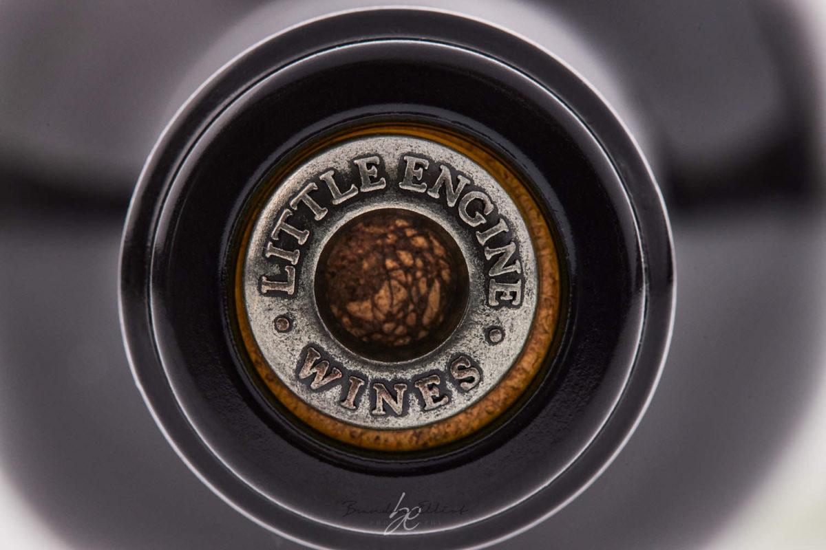 little engine winery bottle top