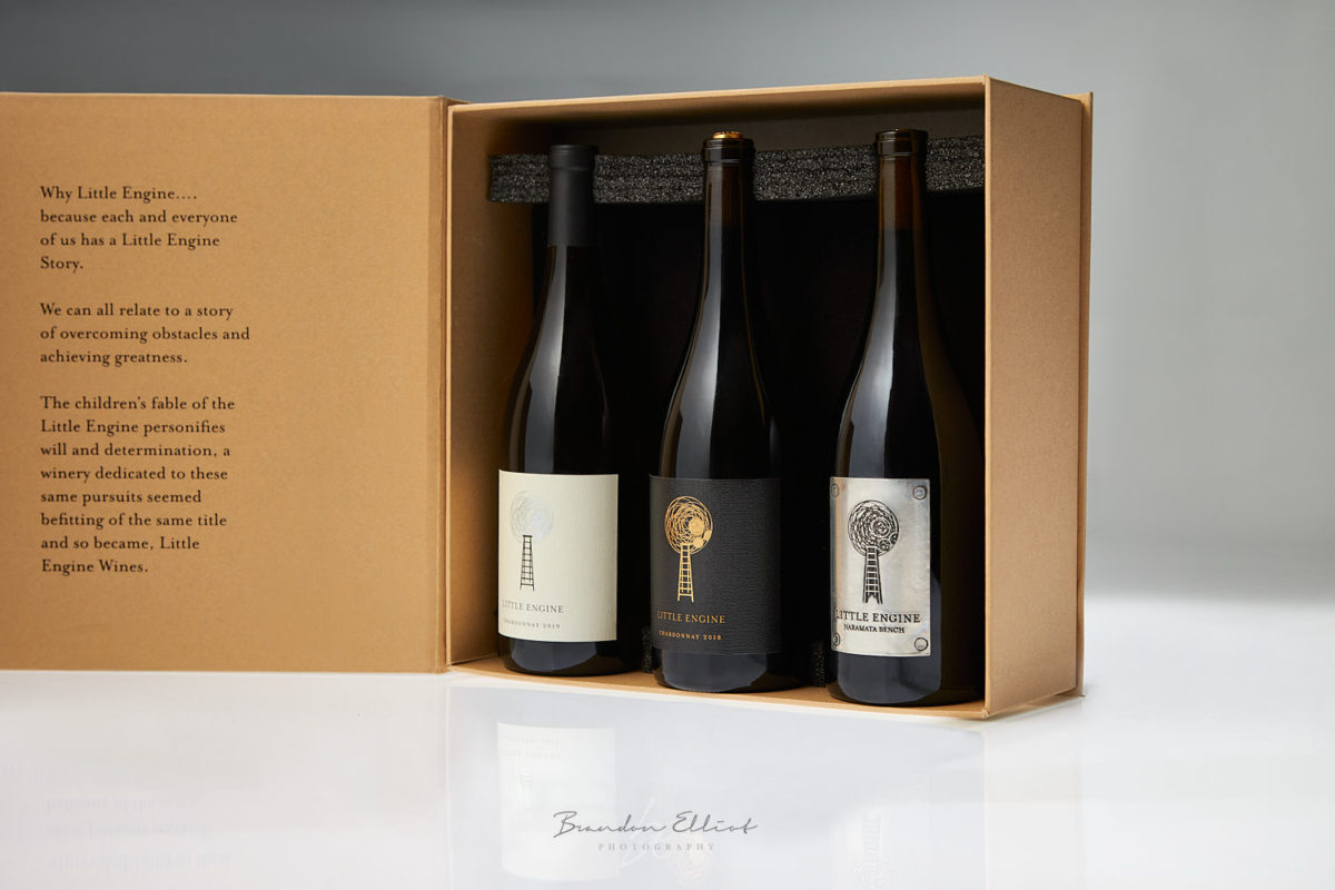 3 wine bottles, wine photographer, wine photographer, bc wine