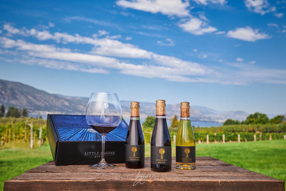 penticton winery, wine photography